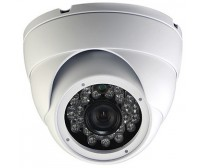 dome kamera 700TVL, 3,6MM, 20IR