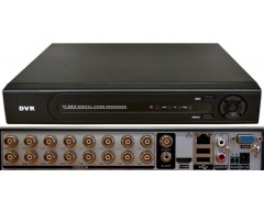 DVR 16 x hybrid video (bazar)