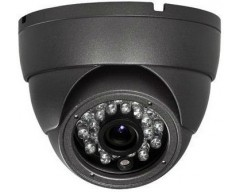 Dome IR kamera 700TVL, 3,6mm, 0.1 Lux, 1/3""